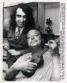 Tiny Tim and Jackie Gleason