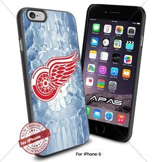 New Jersey Devils, Detroit Red Wings, Ice Hockey, Nhl, Cool Stuff, Stuff To Buy, Iphone 6, Smartphone, Phone Cases