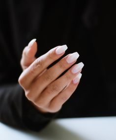 This series deals with many common and very painful conditions, which can spoil the appearance of your nails. SPLIT NAILS What is it about ? Nails are composed of several… Continue Reading → Perfect Nails, Gorgeous Nails, Pretty Nails, Pink Nails, Toe Nails, Red Nail, Coffin Nails, Black Nails, Glitter Nails