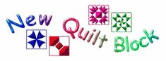 A variety of Free Quilt Block Patterns; Stars, picture blocks, patriotic designs, log cabin blocks and more.