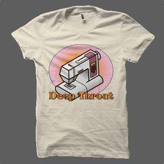 Deep Throat Unisex Crew Best sewing shirt EVER!!