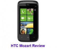 The HTC Mozart Review contains details on important aspects of the phone including specifications, functions and features. Find out if the device is worth your money spent.