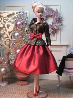 Barbie ~ Bellissima Couture Fashions Holiday Event