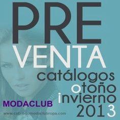 Preventa de catalogos moda club otoño invierno 2013 modaclub. Visitanos http://www.catalogomodaclubropa.com