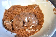 Comment préparer un croustillant praliné aux crêpes dentelles