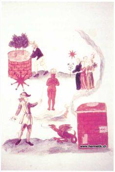 Anonym: La Génération et Opération du Grand Oeuvre pour faire de l`or, 17. Jahrhundert