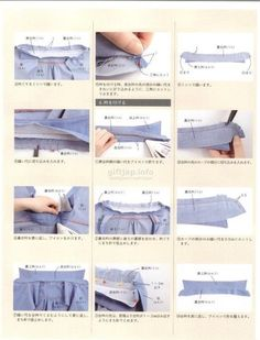 Japanese book and handicrafts - Cotton Friend Tailoring Techniques, Techniques Couture, Sewing Techniques, Sewing Basics, Sewing Hacks, Sewing Tutorials, Sewing Projects, Dress Sewing Patterns, Clothing Patterns