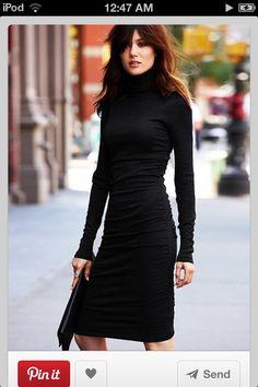 Awesome black dress