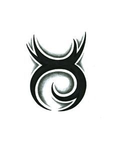 taurus tattoos for women | tribal taurus tattoo design by jsharts designs interfaces tattoo ...