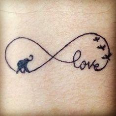 elephant and bird tattoo - Cerca con Google