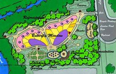 Bloomfield will be home to a butterfly park off Lion Gate Drive.