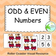 This visual resource will allow students to make real-world connections about odd and even numbers. Get your students thinking about even numbers as always 'having a friend'. Collections Of Objects, Australian Curriculum, Explain Why, Print Format, Roller Coaster, Maths, Classroom Ideas, You Got This, Coasters