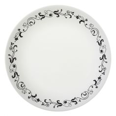 "Corelle® Livingware™ Garden Getaway 8.5"" Lunch Plate - World Kitchen"