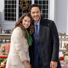 Christmas at Pemberley Manor - About | Hallmark Channel