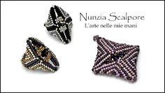 Nunzia Scalpore        ( l'arte nelle mie mani):  Anello o Ciond...