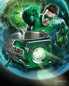 """Green Lantern's power ring makes an appearance on """"One Tree Hill"""""""