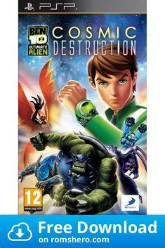 10 Ben Ten Ultimate Alien Cosmic Destruction Game 201 Ideas Ben 10 Ultimate Alien Alien Ben 10