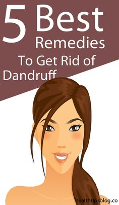 Problems with dandruff? Find out what causes it and how simply you can in most cases get rid of it.