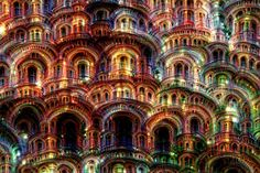 Photo in Inceptionism: Going deeper into Neural Networks - Google Photos