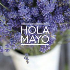 ¡Hola mayo! te estábamos esperando :) #mayo #may #welcome #hola #hi #nuevomes #deestreno #teestabamosesperando #quealegriaqueyaestesaqui
