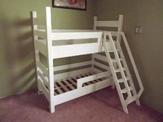 toddler bunk beds this is so awesome when you either have twins or when you - Bunk Beds For Kids Plans