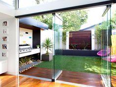 Gezin geeft huis indrukwekkende transformatie