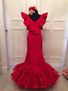 Amparo Macia Flamenco Costume, Dance Costumes, Prom Dresses, Formal Dresses, Dress To Impress, Dress Skirt, Ruffles, Style Inspiration, Boho