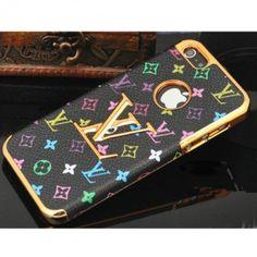 LV ルイヴィトンiphone5/5Sケース アップルアクセサリー 華奢スマホケース #LOUIS #VUITTON #luxury #design #stylish #lvcase #iphone5case #5scase