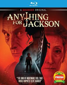 ANYTHING FOR JACKSON (2020) Reviews and Blu-ray, DVD, Digital and VOD release news - MOVIES and MANIA