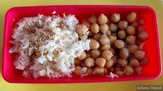 Un'altra ricettina semplicissima e veloce, solo due ingredienti! E' comunque anche un piatto completo, che comprende carboidrati, proteine e fibre. E' adatto ai celiaci ed è anch…