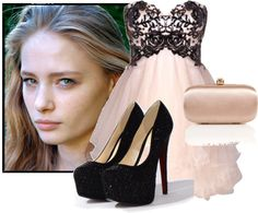 """""""annual party ;"""" by tayzalo on Polyvore"""