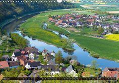 Im Weserbergland - Von Hannoversch Münden bis Minden - CALVENDO