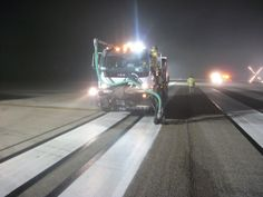 Complete Road Striping Services in Jacksonville