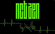 NCT | NCTZEN Zen Logo, Kpop Logos, Logo Sketches, Nct Doyoung, Jaehyun Nct, Printable Stickers, Technology Logo, Taeyong, Nct Dream