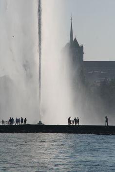 by James Popple, via Swiss Miss, Geneva Switzerland, Wish You Are Here, Niagara Falls, Germany, Europe, Italy, France, Vacation