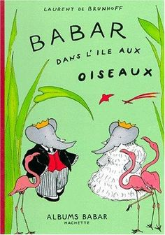 Babar is a fictional character who first appeared in French children's books in 1931 and enjoyed immediate success... remember reading these as a child
