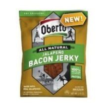 Oberto Jalapeno Bacon Jerky 215 Ounce  8 per case ** You can find out more details at the link of the image.