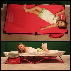 Are you traveling with a toddler or young child? The Joovy Foocot is just the child's cot you need! It is light and portable. Read a full review here!