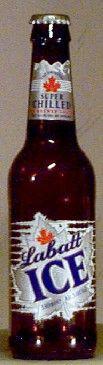 Labatt Brewing Co.LTD - Labatt's Ice 5,0% pullo