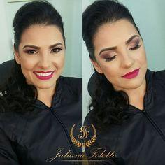 Clássica 😍💋💄❤ Cursos: julianafoletto.maquiadora@outlook.com  #nofilter #makeup #ilovemyjob #ilovemakeup #maquiagemmx #pausaparafeminices #loucaspormaquiagem #beautytested #beauty #tudomake #brigittecalegari #atelierparis #auroramakeup #vegas_nay #mayamiamakeup #universodamaquiagem_oficial #nandagamamakeup #raphaeloliver #heldermarucci #alicesalazar #blogmarianasaad #mua #barbarathaismk #makeupparaelas