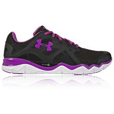 Look what I found on Black Micro G® Monza Running Shoe by Under Armour® Under Armour Femme, Nike Under Armour, Under Armour Shoes, Under Armour Women, Armor Shoes, Chaussures Under Armour, Athletic Wear, Athletic Shoes, Cute Shoes