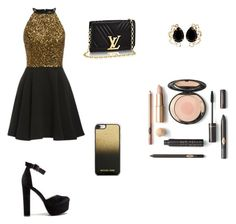 """""""Untitled #30"""" by elizanico ❤ liked on Polyvore featuring Casetify, MICHAEL Michael Kors and Bounkit"""