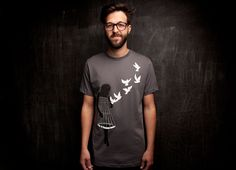 """""""Freed"""" - Threadless.com - Best t-shirts in the world"""