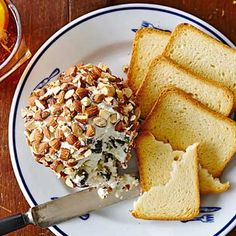 Ripe Olive Cheese Ball