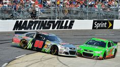 NASCAR - Can Dale Earnhardt Jr. finally win at Martinsville Speedway?