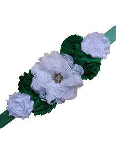 Wedding Sash Belt, Maternity Sash, Romantic Flowers, Sash Belts, Amazon, Amazons, Riding Habit