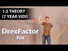 Drex's Tech Poi Blog #415: 4-poi inspins - YouTube