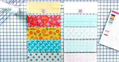 One of the Most Popular Quilting Patterns In A Totally New Way! Quilting Tips, Quilting Tutorials, Quilting Projects, Quilting Designs, Sewing Projects, Quilt Block Patterns, Pattern Blocks, Quilt Blocks, Scrappy Quilts