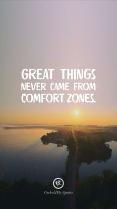 Inspirational And Motivational iPhone / Android HD Wallpapers Quotes Great things never came from comfort zones.Great things never came from comfort zones. Fly Quotes, Good Quotes, Quotable Quotes, Quotes To Live By, Best Quotes, Life Quotes, Short Quotes, Wisdom Quotes, Motivational Wallpaper Iphone