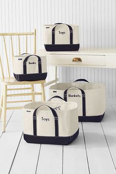 fd15668aa401 Canvas Storage from Lands  End Extra-small  10